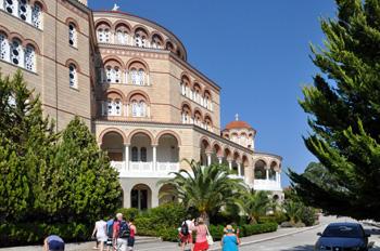 Греция. Остров Эгина (Aegina).