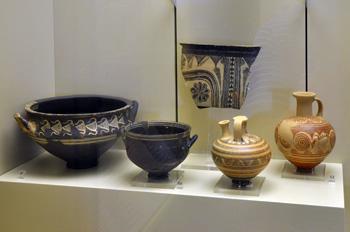 Греция. Микены. Музей.