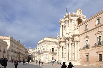 Италия. Сицилия. Сиракузы.