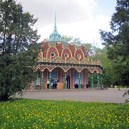 Москва. ВДНХ. 2017.