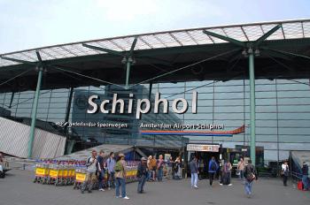 Нидерланды. Аэропорт Схипхол.