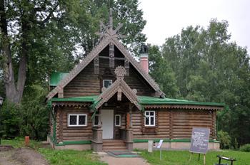 Московская область, музей-усадьба Абрамцево.