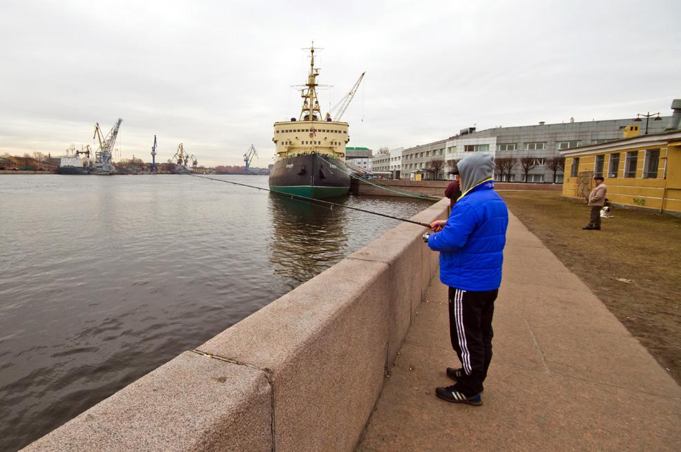 10 лучших мест для рыбалки в Санкт-Петербурге и Ленинградской области